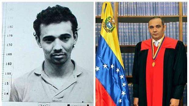 Maikel Moreno, antes y ahora