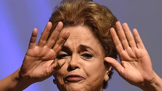 Rousseff, en una imagen de archivo