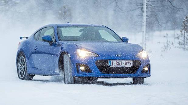 Subaru BR-Z, para disfrutar del asfalto