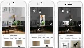 Resultado de imagen de Pinterest crea Lens, el «Shazam» para identificar objetos del mundo real