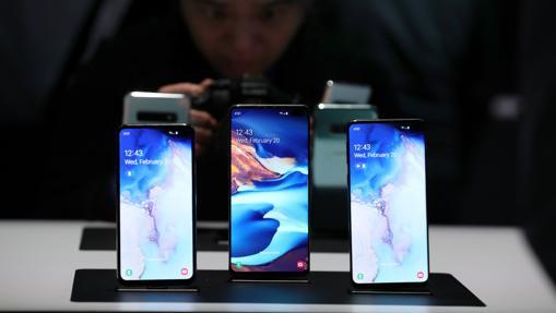 Samsung Galaxy S10e, Galaxy S10 Plus y Galaxy S10