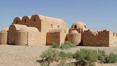 Palacio de Quseir Amra