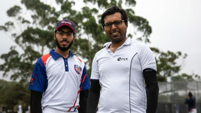 Cricketers forced to drive for hours from Sydney's west to follow their 'religion'