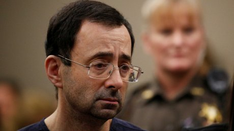 Judge 'signs death warrant' of Larry Nassar, sentences him to 175 years' jail