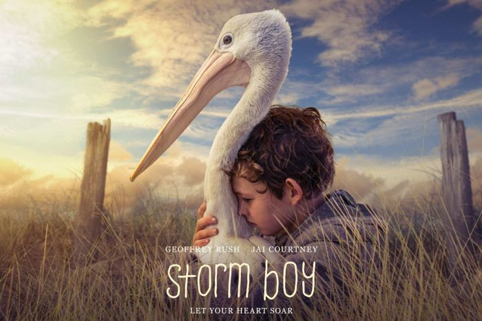 New Storm Boy poster