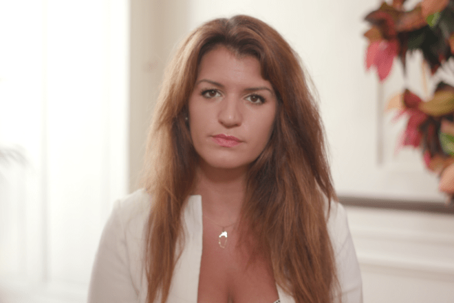 French Culture Minister Marlene Schiappa.