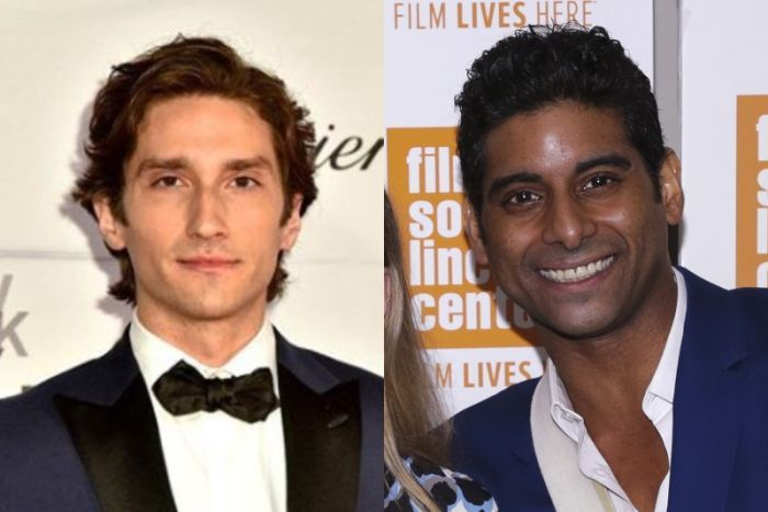A composite image of ballet dancers Zachary Cantazaro (left) and Amar Ramasar (right) who were rehired by the NYC ballet.