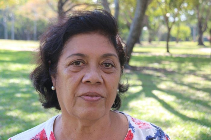 Darwin resident Lurdes Pires fled from Timor-Leste with her parents in 1975 after Indonesian occupation.