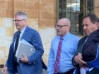 Former South Australian magistrate at 'inevitable risk' if sent to prison, court hears
