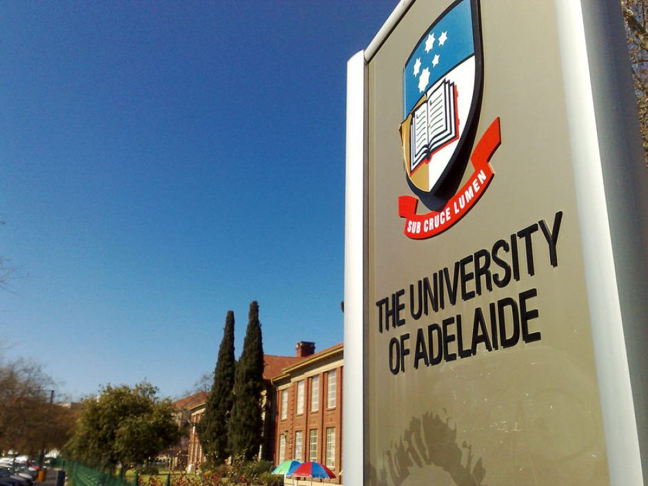 Image result for University of Adelaide