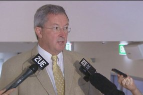 NSW Planning Minister Brad Hazzard says Cessnock Council still not ready to regain planning powers.