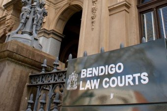 Judge Gerard Mullaly has criticised the standard of court facilities at Bendigo.