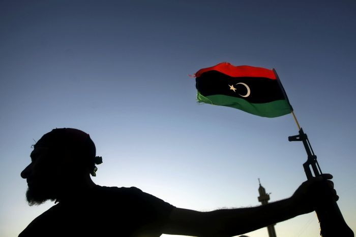Dawn of new Libya
