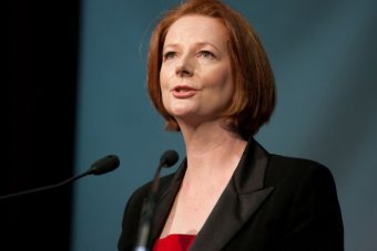 Ms Gillard told the forum any tax changes must take into account Australia's patchwork economy.