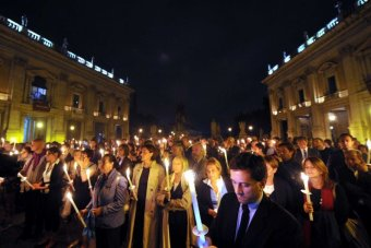 Italy mourns victims of migrant boat capsize