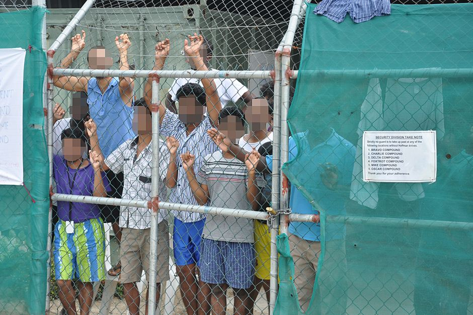 The asylum seekers will argue that their ongoing detention breaches the right to liberty.