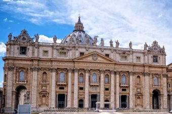 St Peter's Basilica, The Vatican