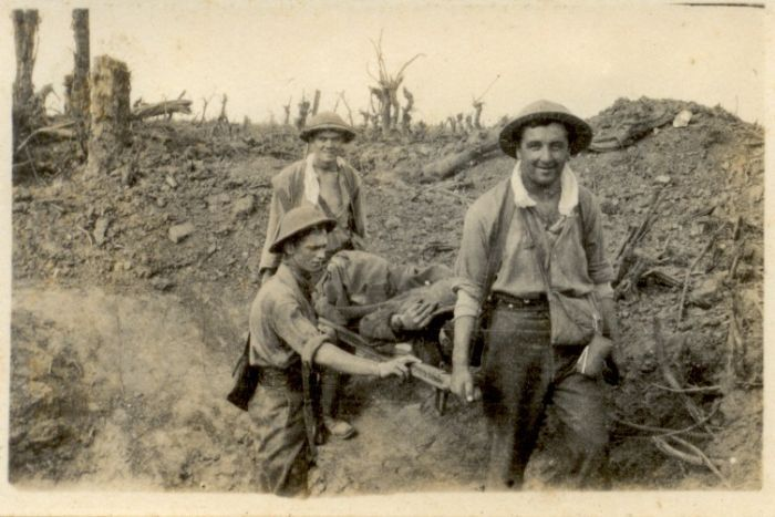 Gallipoli 2015 Stretcher Bearers Photo Album Brings