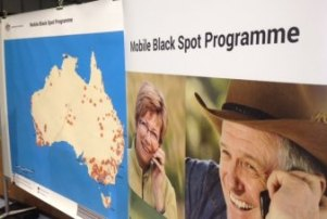 Commonwealth Mobile Black Spot Program launched in Canberra
