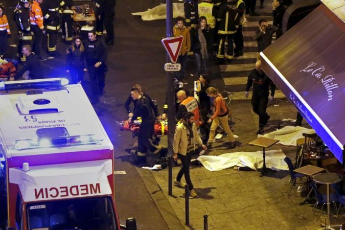 Image result for bataclan terror attack