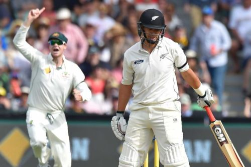 Ross Taylor laments dismissal in Adelaide