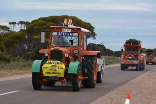 There are many unusual things to see on the outback highway