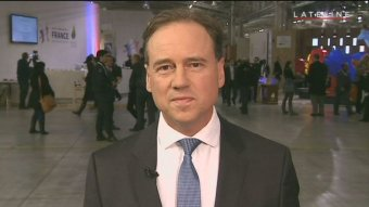 Greg Hunt says Australia's plans have been applauded at the Paris climate talks