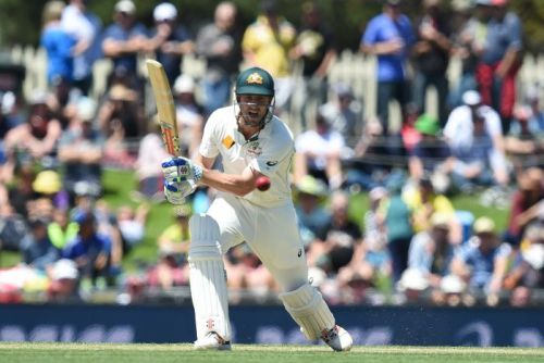 Shaun Marsh drives