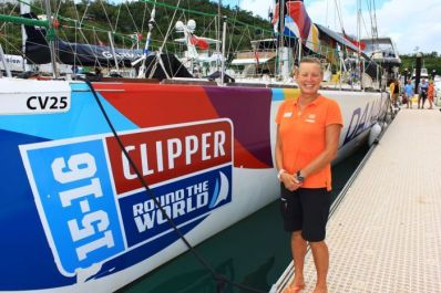 Image result for First Wins Clipper Round The Yacht Race