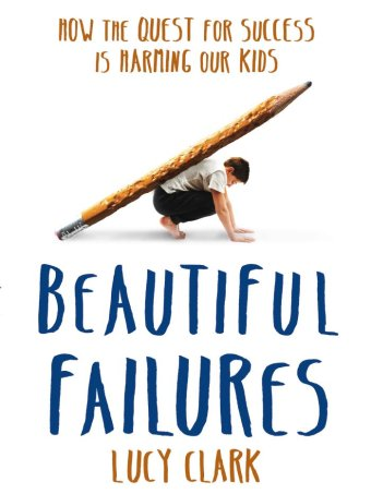 The cover of Beautiful Failures by Lucy Clark.