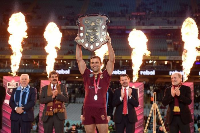 Cameron Smith led the Maroons to six State of Origin series victories.