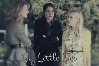 Big Little Lies series poster