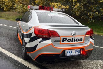 The AFP is investigating the death of a woman after being injured in a crash with an ACT Policing car last month.
