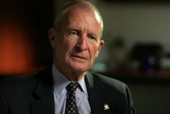 Retired Admiral Dennis Blair speaks to four corners about the dispute over the south china sea.