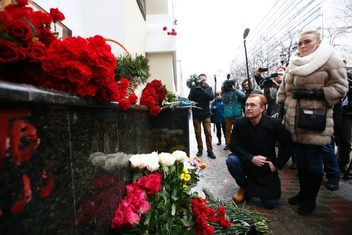 Image result for 92 killed as Russian plane crashes