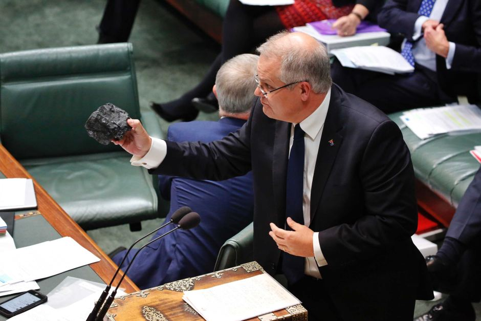 Image result for australian parliament coal