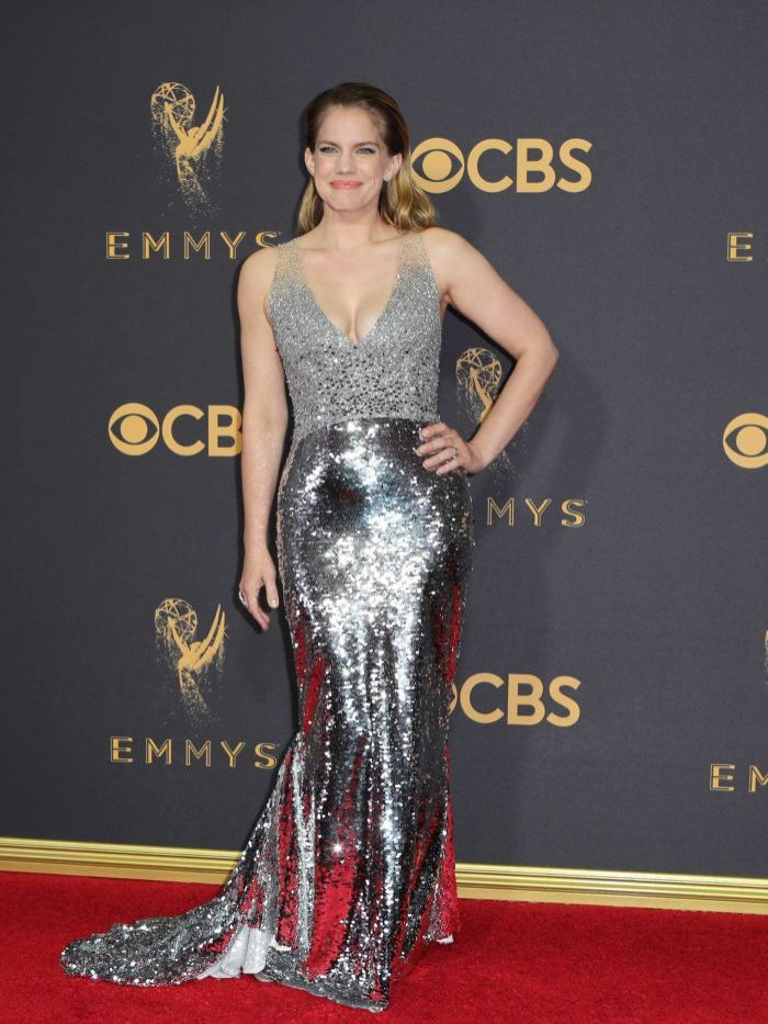 Image result for anna chlumsky emmy