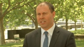 Last month, Josh Frydenberg labelled the possibility he had Hungarian citizenship as 'absurd'