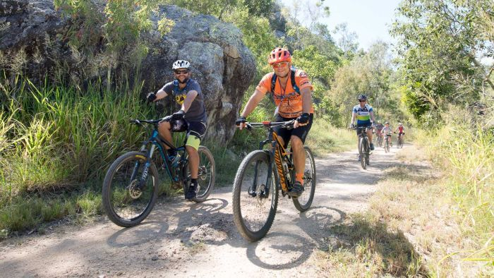 Towns cashing in on mountain biking tourism boom