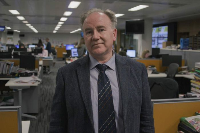 Patsy McGarry, a reporter for the Irish Times who covered the royal commission.