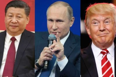 Xi, Putin and Trump