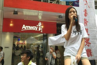 Image result for Alice Cheung, hong Kong, anthem, photos