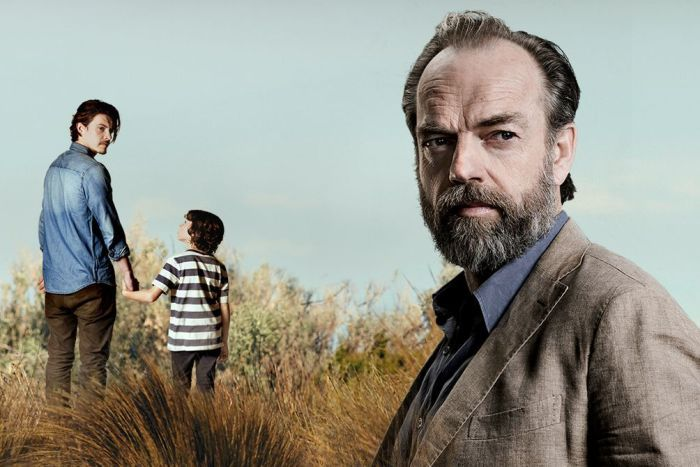 Hugo Weaving in the ABC series Seven Types Of Ambiguity