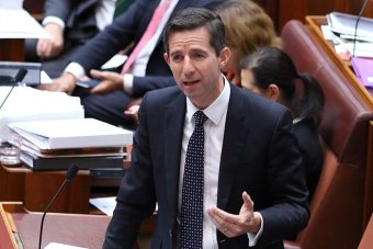 Education Minister Simon Birmingham