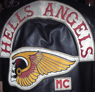 Hells Angels colours