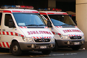 Ambulance workers say delays are increasing