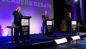 Debate 2007 - ABC TV