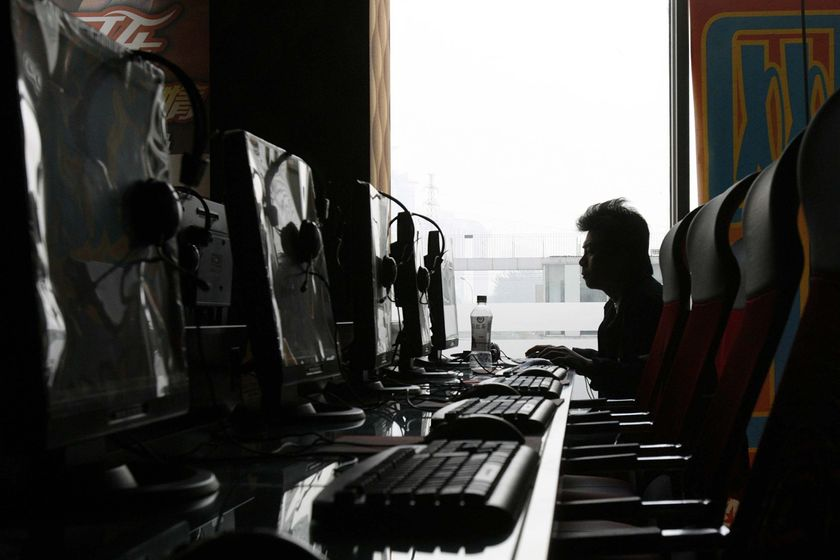 The International Olympic Committee (IOC) says it will continue to monitor internet censorship in China. (Reuters)
