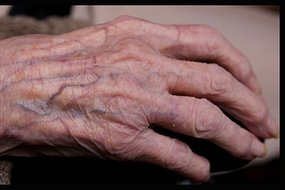 The report shows 70 per cent of permanent aged care residents needed a high level of care.