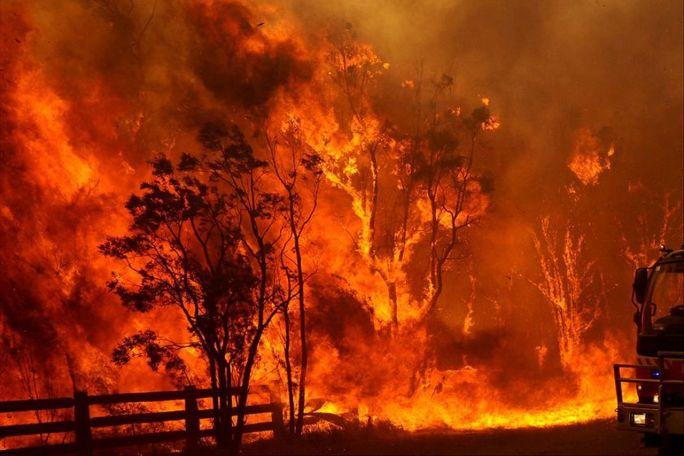 Image result for huge fires in australia, bega